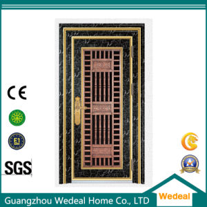 Luxury High Security Stainless Steel Entry Door for Villa pictures & photos