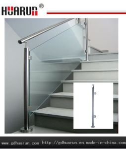 Hot Stainless Steel 304 Balcony Baluster and Handrail (HR1371B) pictures & photos