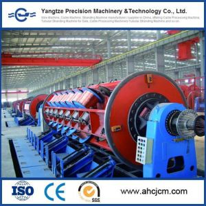Jlk Rigid Frame Stranding Machine Wire and Cable Machinery with ISO9001: 2008