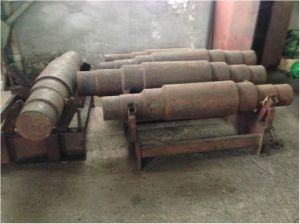 Customized Eccentric Shaft for Large Machinery or Equipment pictures & photos