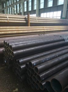 ASTM A53 A106 with API 5L Grade B Seamless Black Carbon Steel Pipe