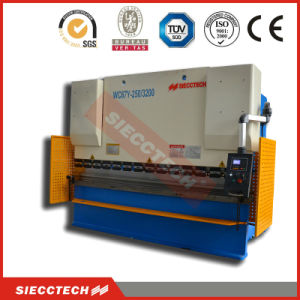 Hydraulic Torsion Bar Press Brake/Sheet Metal Bending Mechine/Wc67y-63t2500 Hydraulic Press Brake pictures & photos