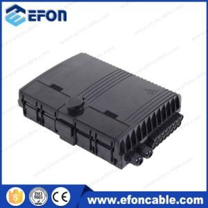 1*16 PLC Splitter IP65 Outdoor FTTH Fiber Optic Distribution Box, FTTH Box pictures & photos
