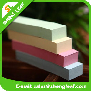 Promotion Gifts Sticky Note with Logo and Different Shape (SLF-PI020)
