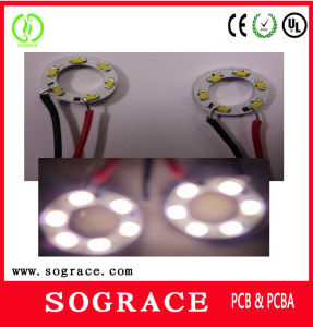 china round smd led bulb pcb circuit board aluminum led circuit rh cnsograce en made in china com