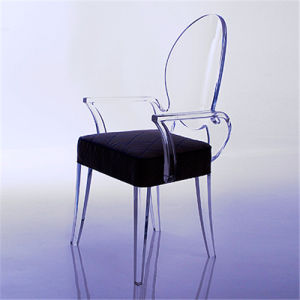Modern House Design Dining Chair Banquet Chair with Armrest