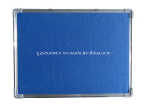 Good Design Notice Message Board with Aluminum Frame SGS, ISO, CE Certificate Item No. Sw-2