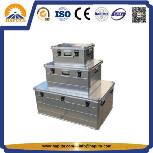 Aluminium Empty Tool Case and Box for Storage (HW-5002) pictures & photos