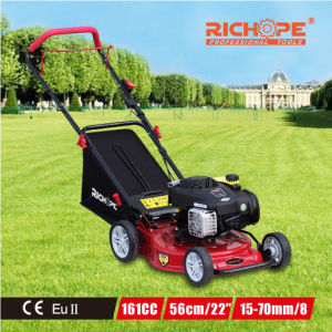 Professional High Quality Gasoline Lawn Mower for Garden Use pictures & photos