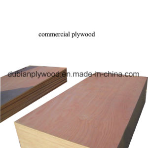 18mm Commercial Plywood/Bintangor Plywood/Okume Plywood/Pine Plywood/Birch Plywood pictures & photos