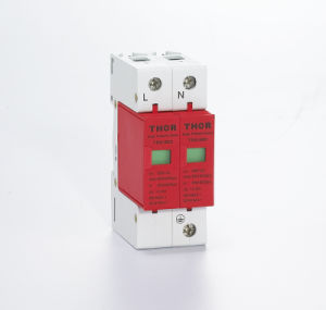 Low Voltage SPD Lightning Surge Protector pictures & photos