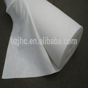 High Strength Non Woven Pet Long Fiber Polyester Geotextile