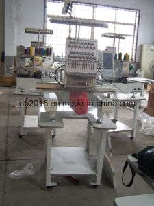 Single Head Embroidery Machine (12 colors, 1 head) Tubular Embroidery Machine