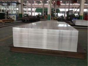 DC Aluminum Sheet for Machinery (1050 1060 1070 1100 1200 1235) pictures & photos