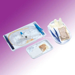 Disposable Urethral Catheter Tray (MW242) pictures & photos