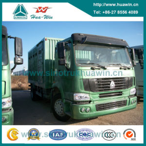Sinotruk HOWO 4X2 Mobile Lubrication Truck pictures & photos