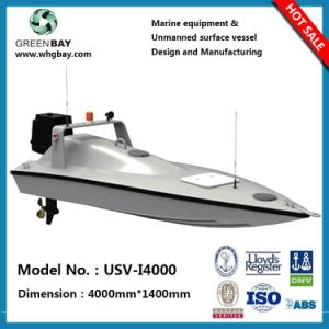 Fully Enclosed Self-Righting Hull Unmanned Surface Autopilot Vessel Usv  Survey Boat Remote Control Vehicle