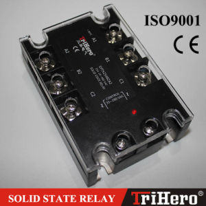 25A AC/AC 3 Phase SSR Relay (SSR-3A15) pictures & photos