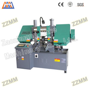 Dual Column Horizontal Band Saw Machine for Metal Cutting pictures & photos