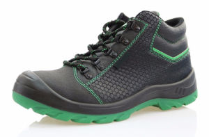 Steel Toe Industrial Safety Shoes