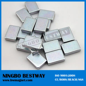 N35 Grade Rare Earth Block Magnet pictures & photos
