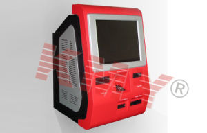 Wall Mounted Kiosk with Card Reader pictures & photos