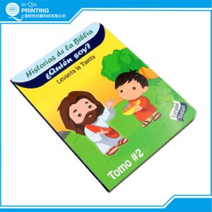 Printing Hardcover Children Board Book and Printing Service pictures & photos