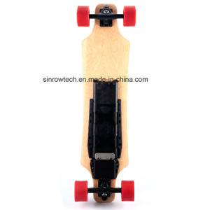Dual Hub Motor 4 Wheels Electric Moterized Longboard Skateboard with Remote Control pictures & photos
