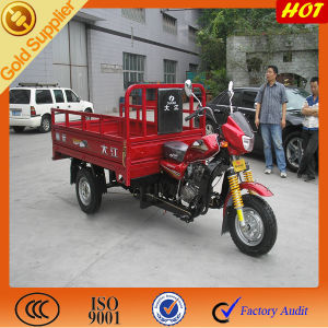 China 250cc Water Engine Heavy Cargo Three Wheeler/ Trimoto Heavy Truck pictures & photos