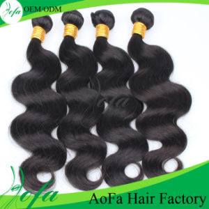 Cheap and Mink Wave Virgin Hair Remy Human Hair Extension pictures & photos