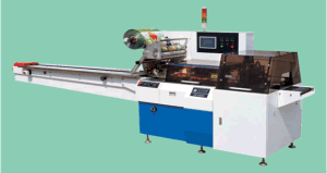 CB-450W Flow Pack Machine for Gusseted Bags