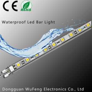 Waterproof Customizable LED Bar Light, LED Showcase Liht