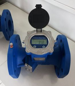 Dual Channel Ultrasonic Water Meter with Built in Battery