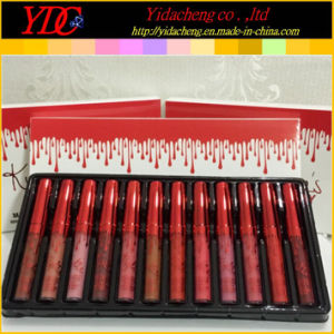 for Kylie Diary 12 Pieces Matte Liquid Lipsticks Sets Lip Gloss Makeup Kit