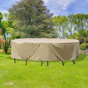 China Waterproof Garden Furniture Cover