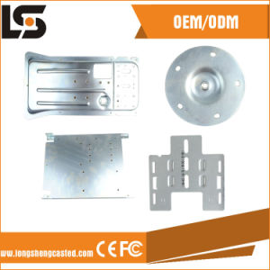 Various Q235 Carbon Steel Sheet Metal Stamping Parts