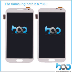 LCD for Samsung Note2 LCD Digitizer Assembly