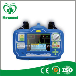 My-C026 Cardiac Defibrillator Monitor 7 Inches Emergency Defibrillator pictures & photos