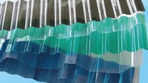 High Quality PC/UV Corrugation Sheet Line pictures & photos