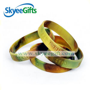 Factory Fancy Vogue Silicone Bracelets pictures & photos