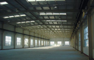 Large Span and High Strength Steel Structure Workshop