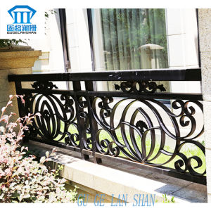 High Quality Created Wrought Iron Fence 010 pictures & photos