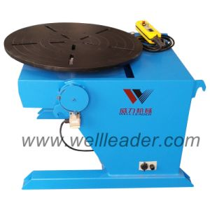 Pipe Tube Flange Elbow Tilt Welding Positioner Machine