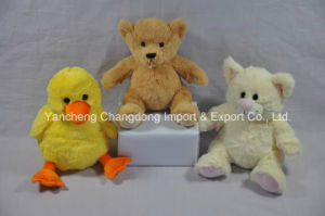 Plush Serious Duck with Soft Material pictures & photos