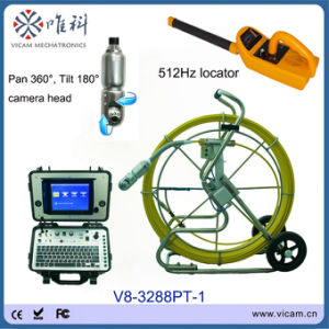 High Definition 8 Inch TFT Monitor Endoscope Pipe Inspection Camera Drain Line Cleaning Camera pictures & photos