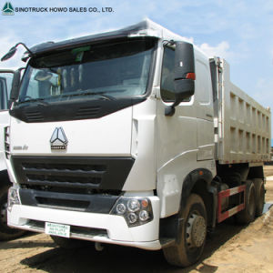 China Heavy Duty 371HP HOWO Dump/Tipper Truck pictures & photos