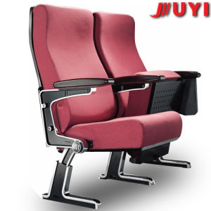 Jy-606 Numbers 3D Modern Cover Fabric Cheap Movie Chair Padded Church Chairs Home Cinema Seats pictures & photos