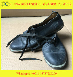 Cheap Walking Shoes Used Mens, Lady Shoes, Child Shoes (FCD-005)
