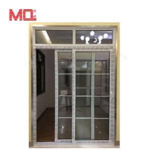 Balcony Door UPVC/PVC Sliding Glass Door