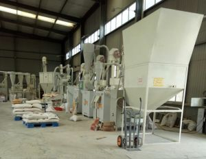 200kg Wheat Milling Machine/Flour Mill Machine pictures & photos